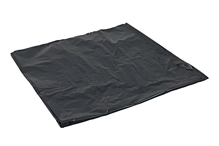 "01 Black polybag refuse sack 18 x 29 x 39"" -each"