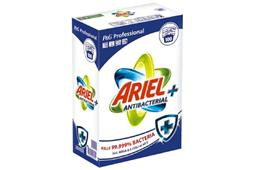 Ariel antibacterial laundry powder 100 wash