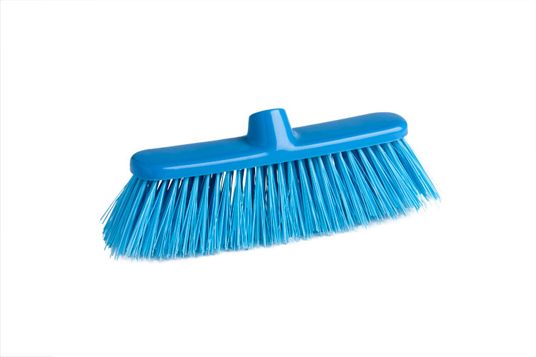 Blue Hygiene Brush Head