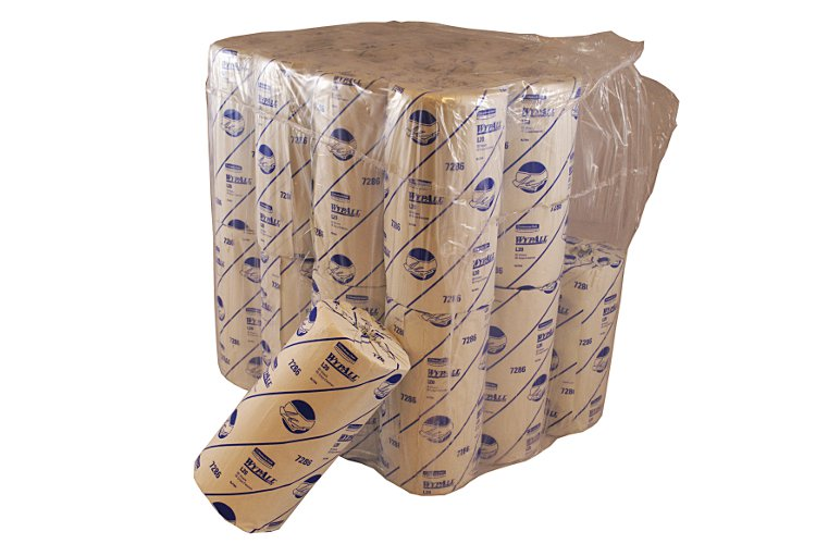 01 Wypall L20 wipers small roll white 115 sheet