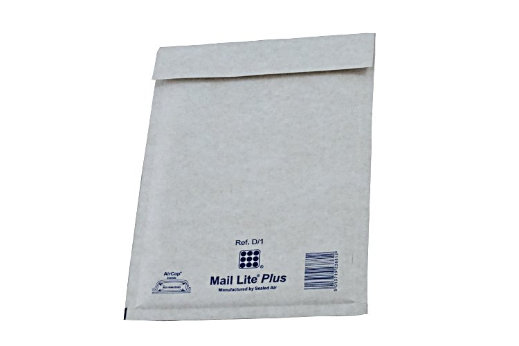01 Mail-lite plus bubble lined envelopes 180 x 260mm