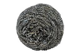 01 Stainless steel scourer 40 gram - each