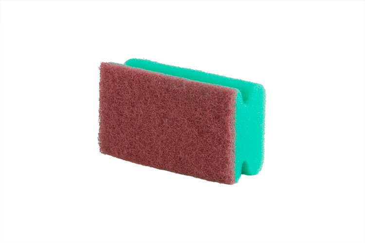 Blue Foam Back Scourer